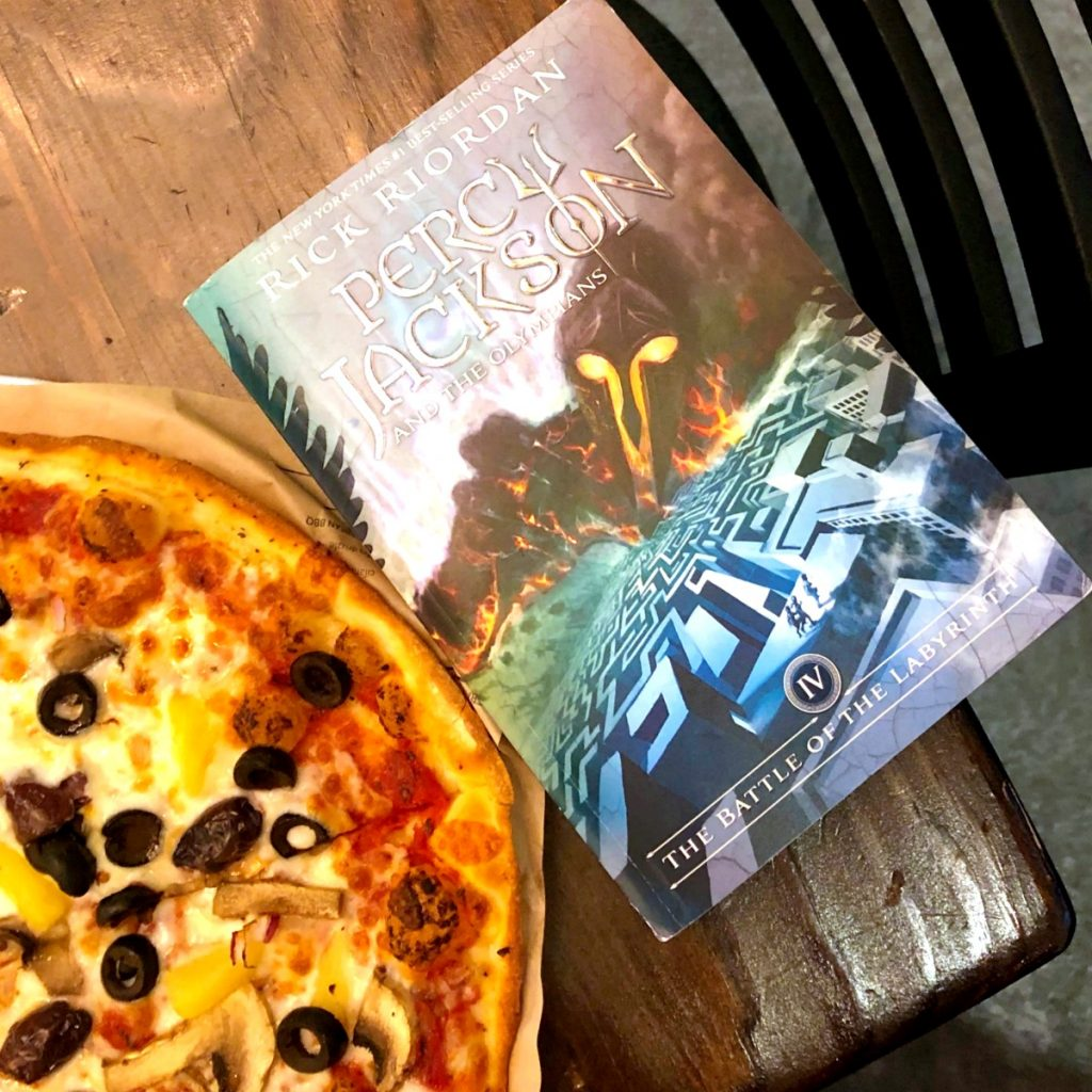 Percy Jackson Photo Scavenger Hunt With Free Printable