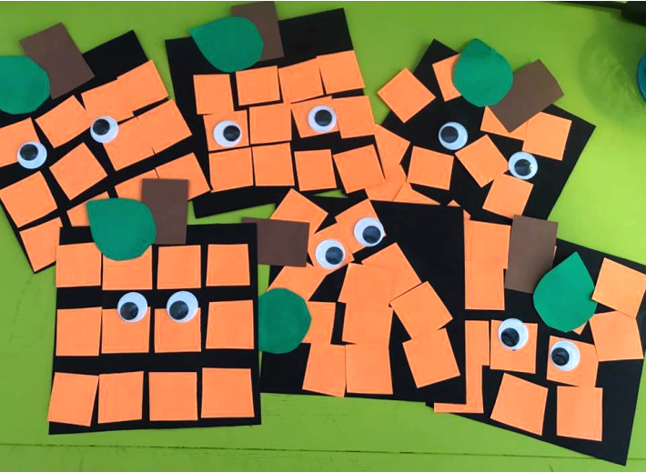 Spookley the Square pumpkin - image from TeachersMag