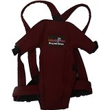 baby carrier_maroon