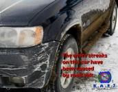 road salt corrosion by KARS