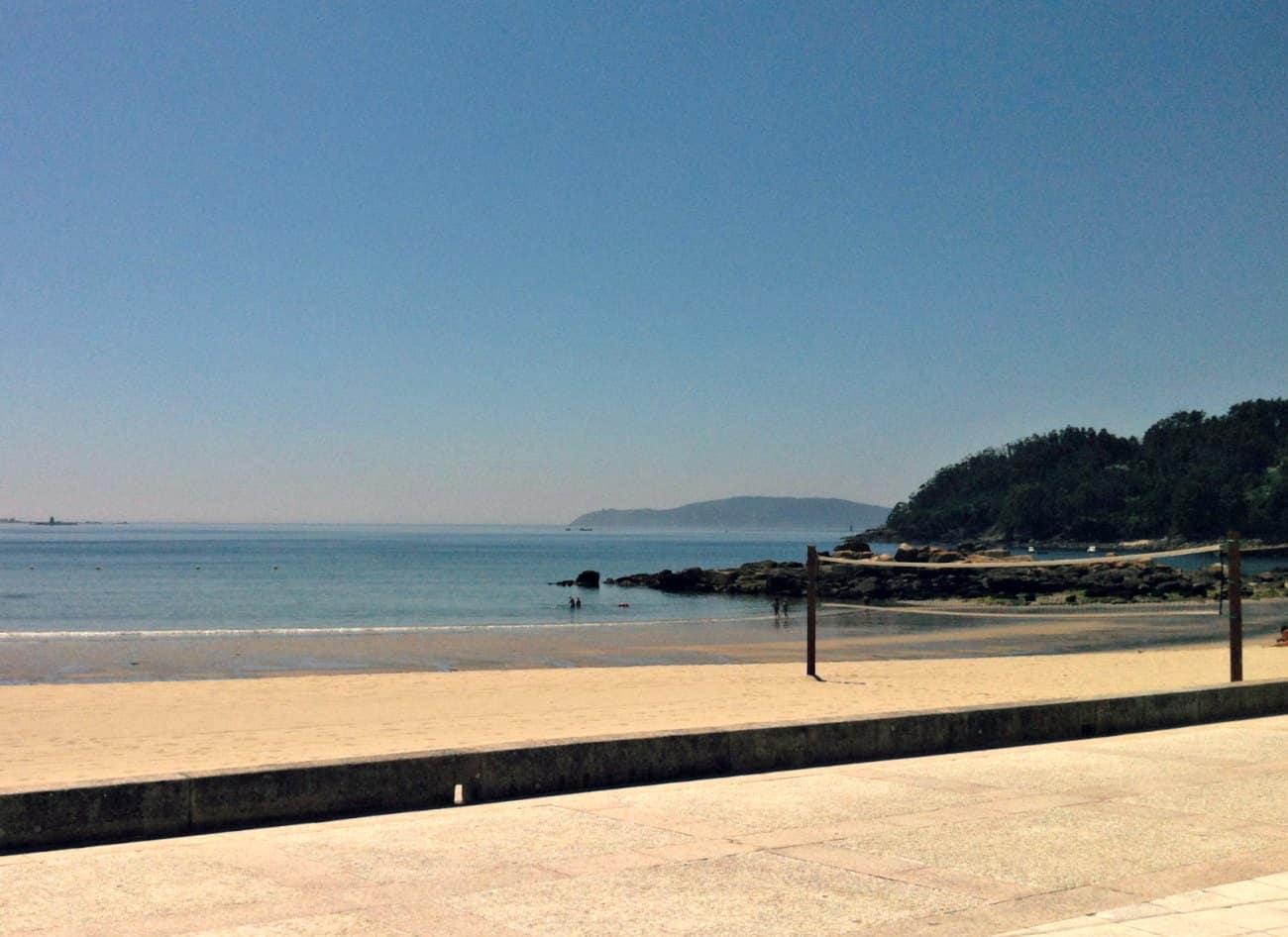 Plaże Galicji