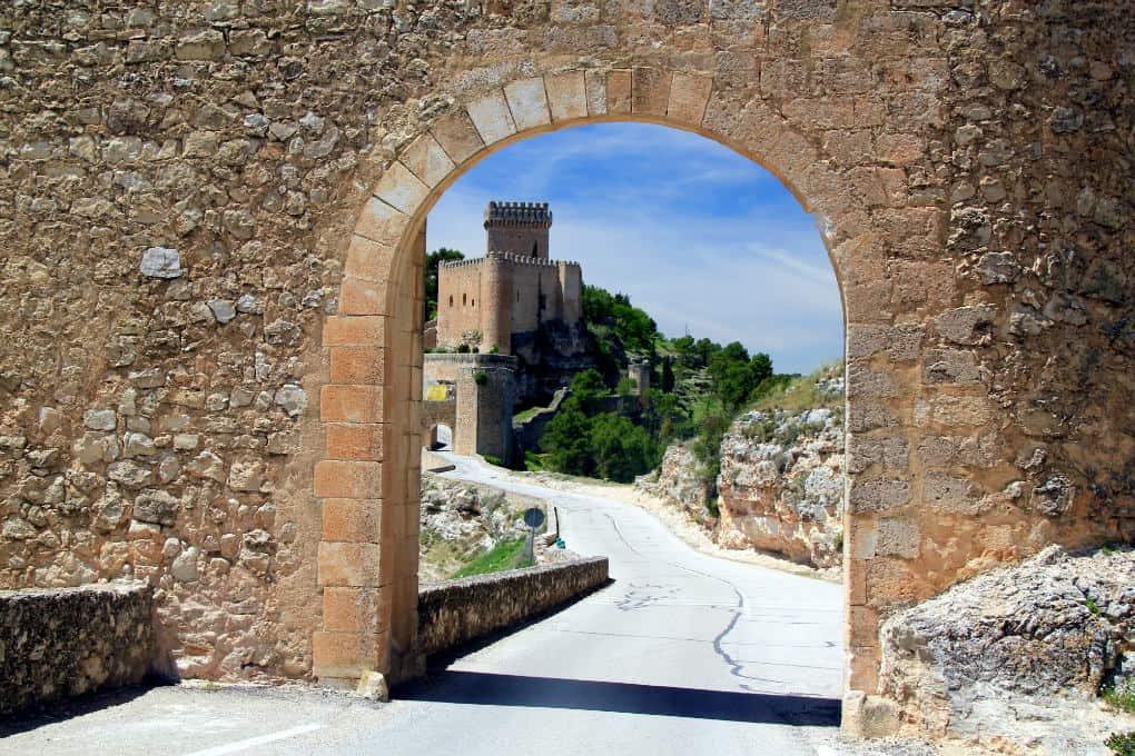 Alarcon - Kastylia - la Mancha