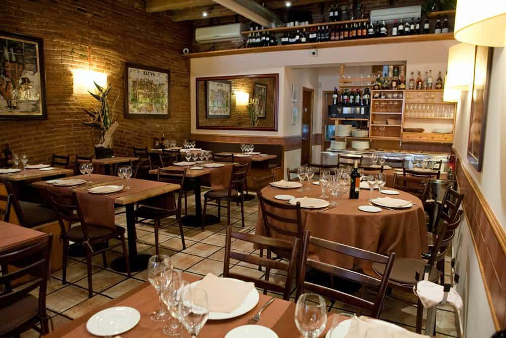 Gdzie jeść w Barcelonie - Gracia
