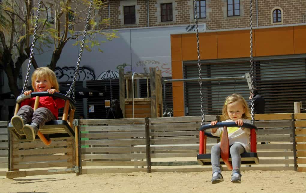 Barcelona- miejsca przyjazne dzieciom