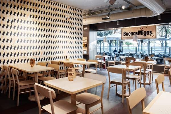 Barcelona - gdzie jeść - Restauracja Buenas Migas