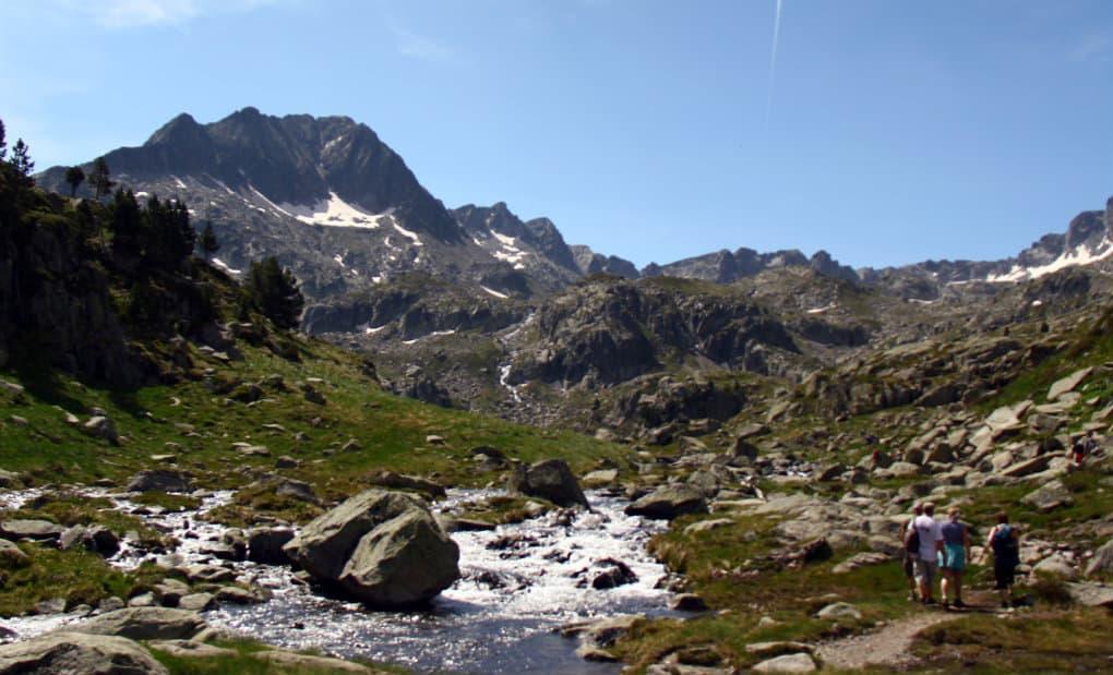 Wakacje w Pirenejach - Val d'Aran