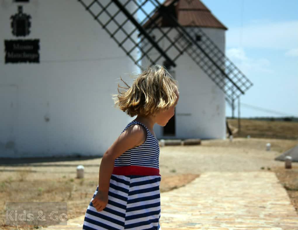 Hiszpania z dzieckiem