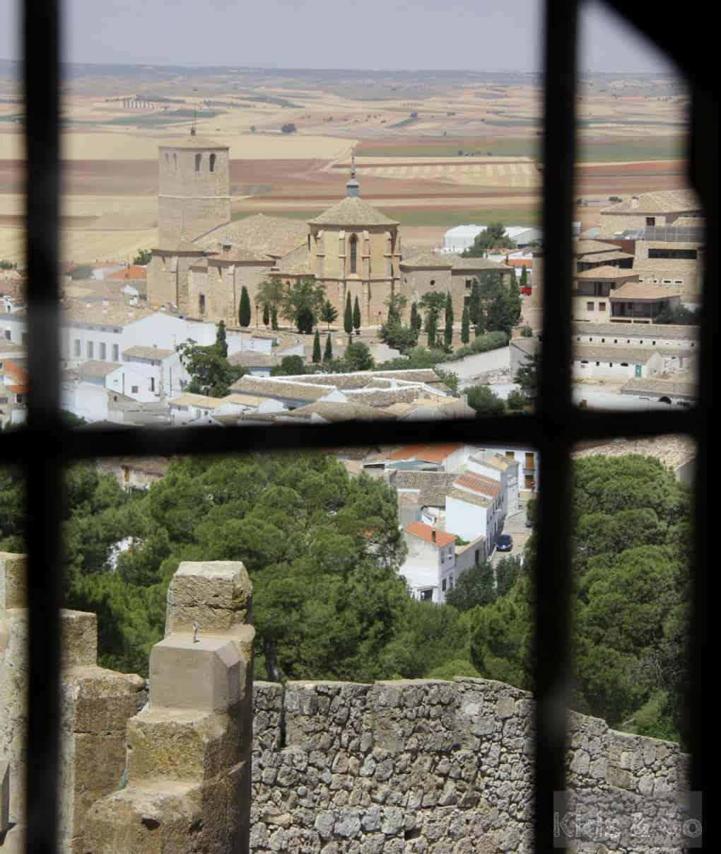 Kastylia - zamek Belmonte