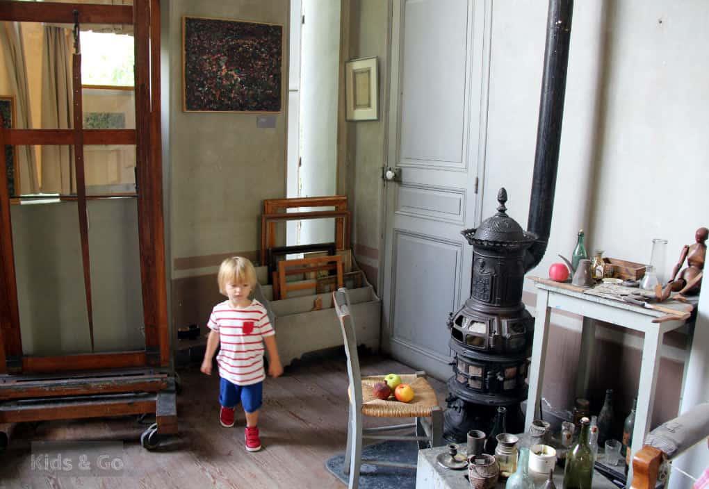 Pracownia Cezanne - Aix-en-Provence