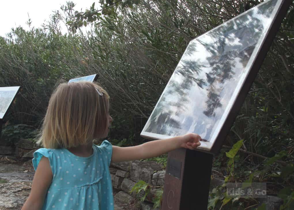 Terrain des Peintres - Aix en Provence z dzieckiem