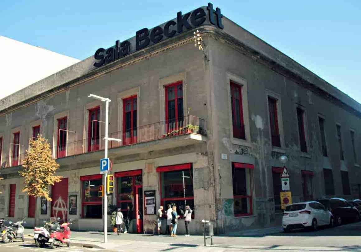 Fajne miejsca w Barcelonie