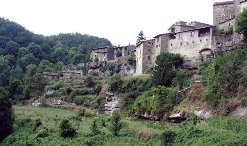 Rupit w prowincji Girony