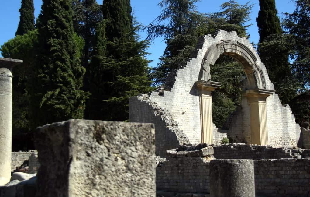 Sladami rzymian w Prowansji