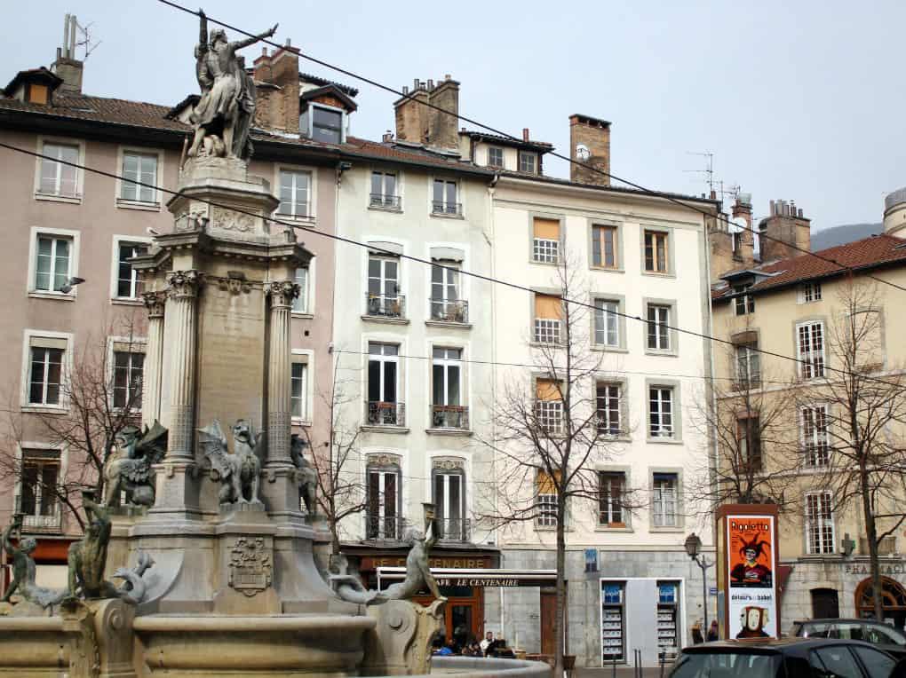 zwiedzanie Grenoble