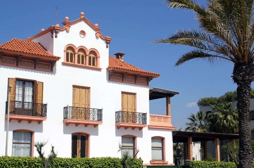 Architektura Sitges