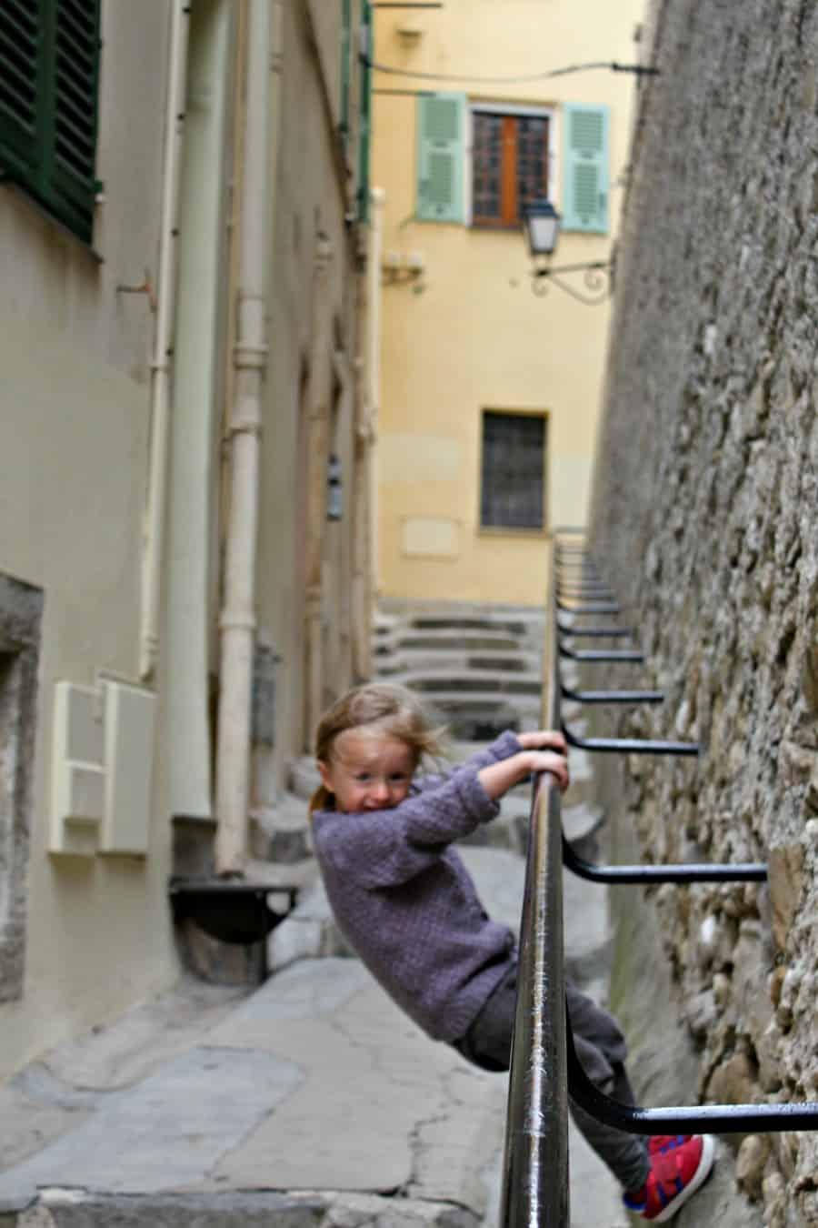 Francja z dzieckiem