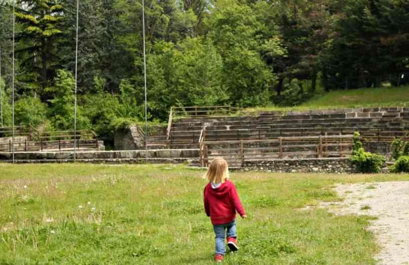 Susa - rzymski amfiteatr