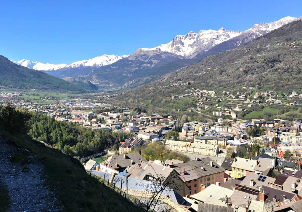Alpy francuskie gdzie latem