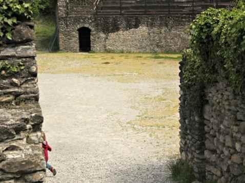 rzymski amfiteatr w Susa