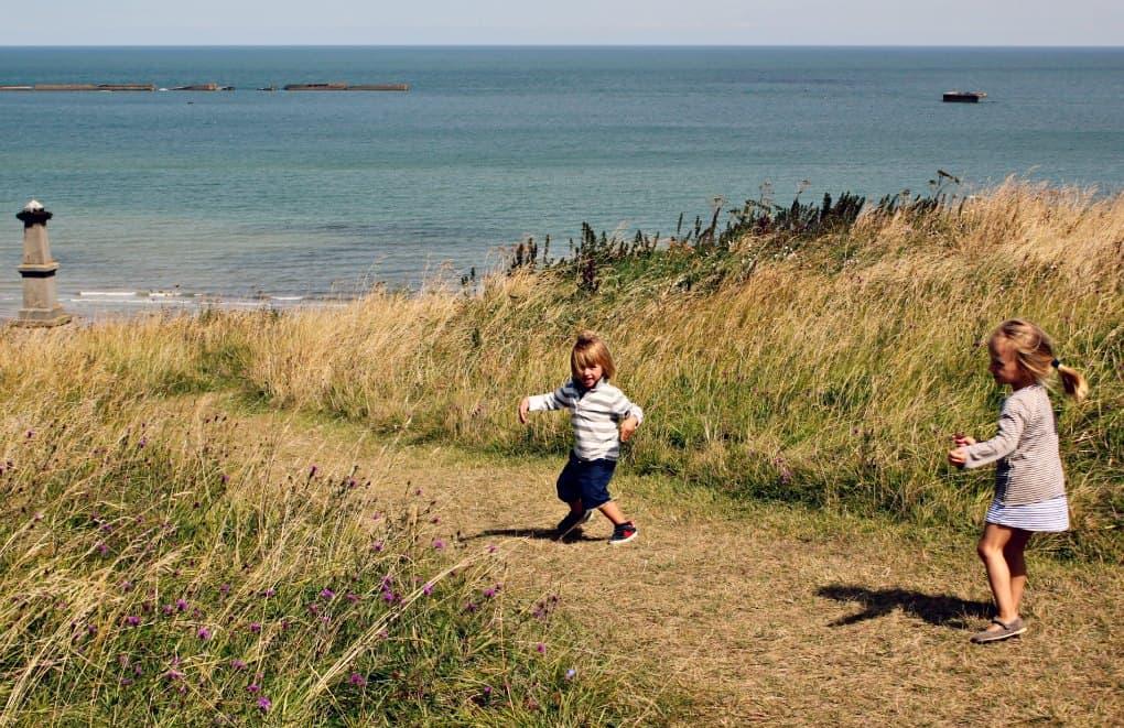 Rodzinne wakacje w Normandii