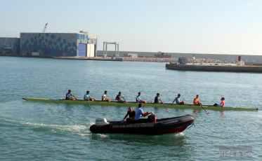 Barcelonski port - Barcelona z dziecmi
