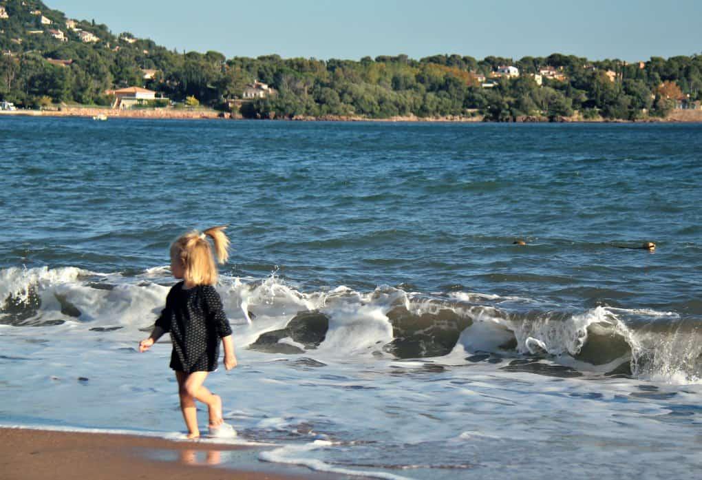 Listopad na Lazurowym Wybrzeżu