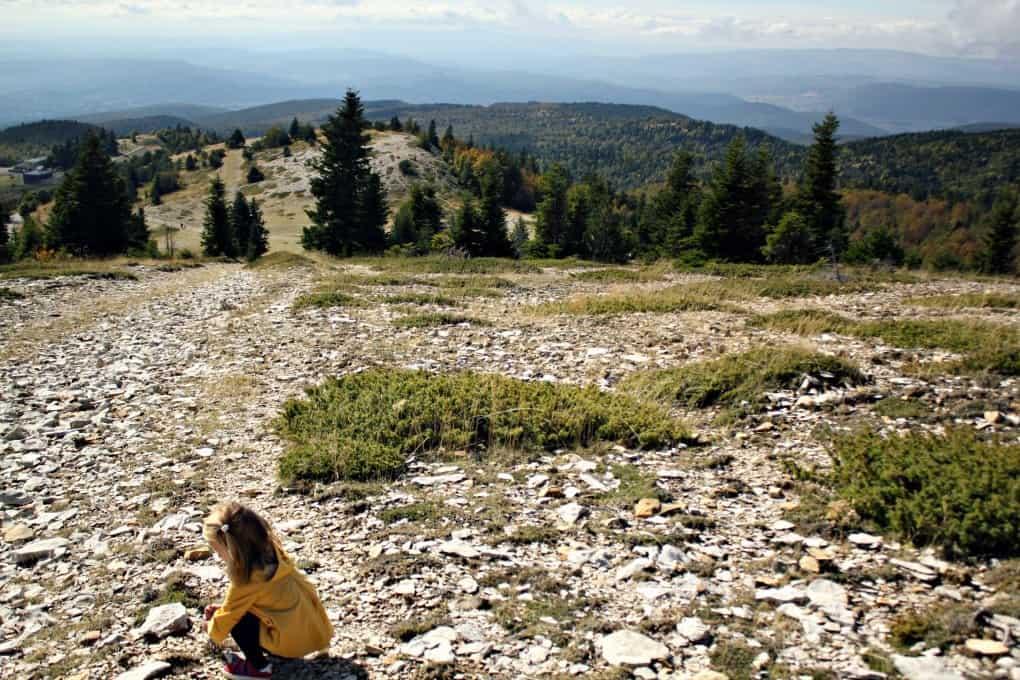 górskie wycieczki z czterolatkiem