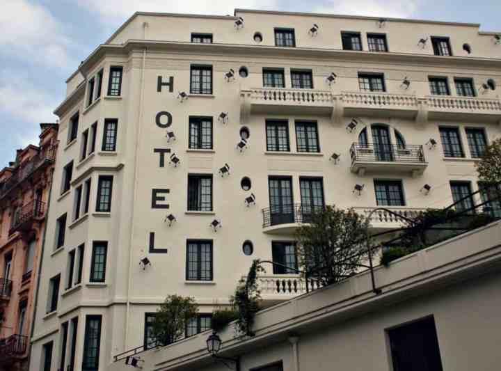Hotel College w Lyonie