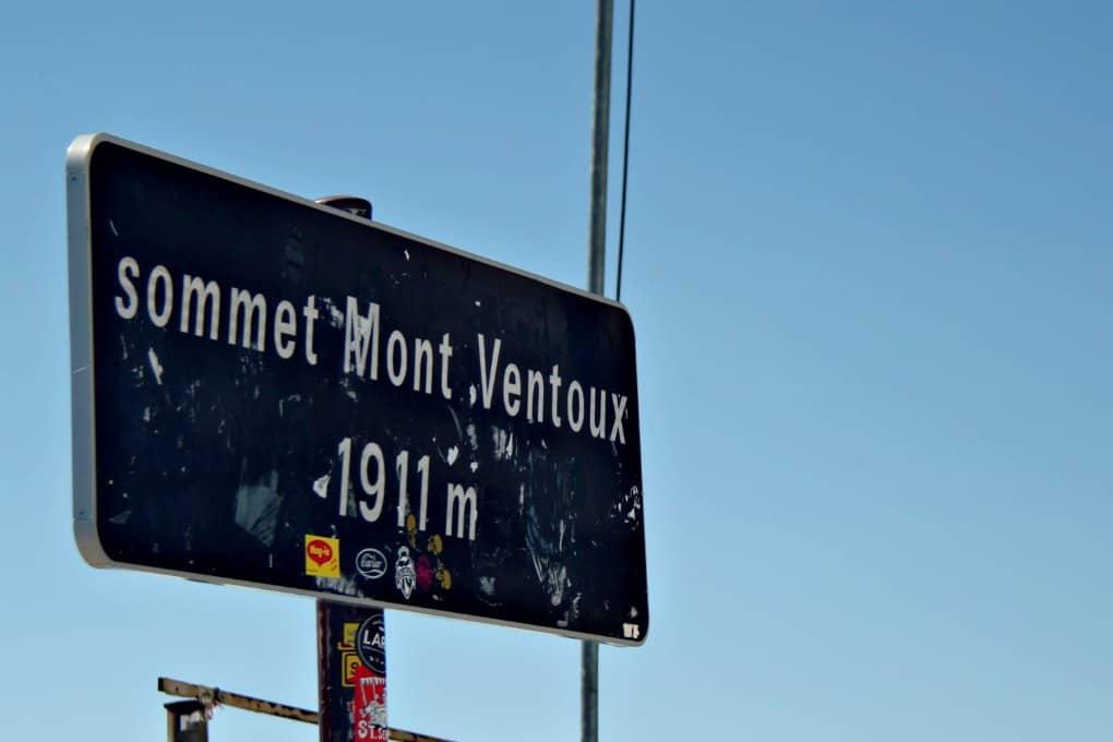 Wycieczki po Prowansji - mont Ventoux