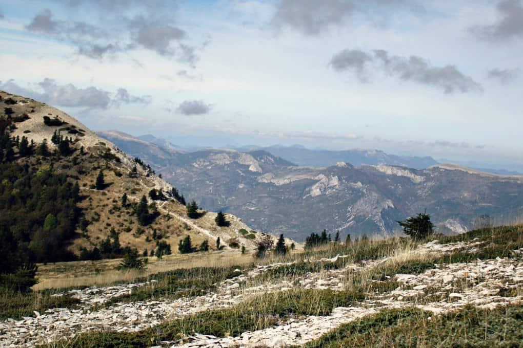 Wycieczki po Prowansji - montagne Lure