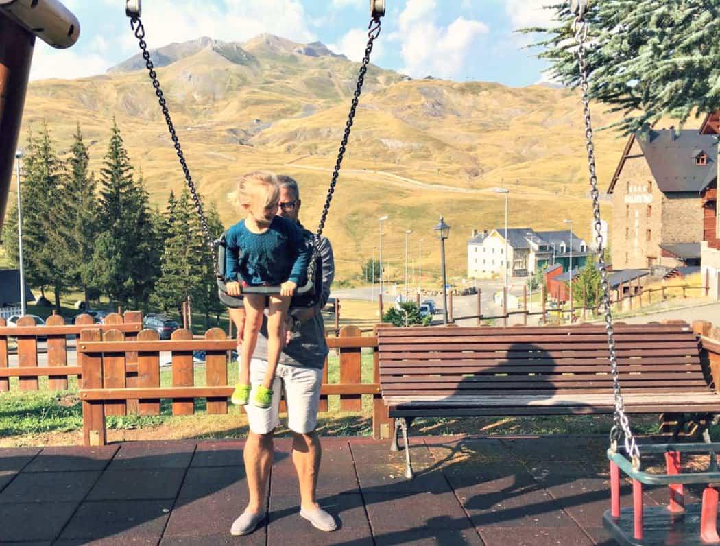 Lato w Pirenejach