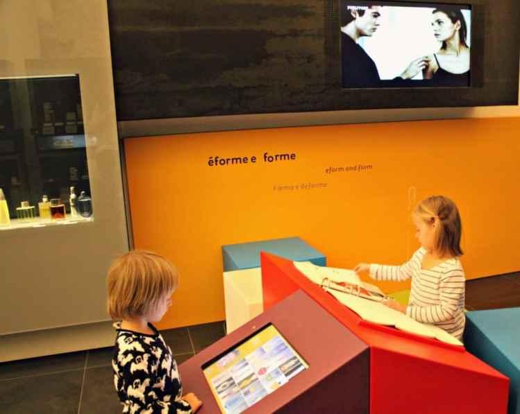 Muzeum Perfum z dziećmi
