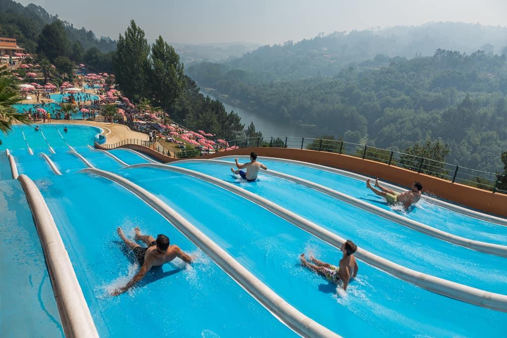 Park Wodny Amarante-Porto