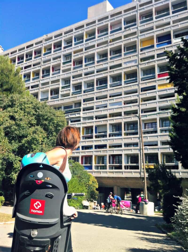 Atrakcje Marsylii - osiedle Le Corbusiera
