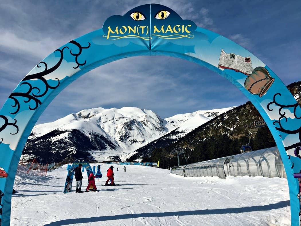 Mont Magic - Andora dla dzieci