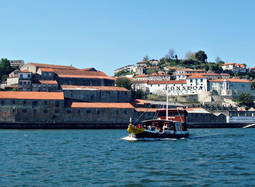 Porto zwiedzanie - rejs po Douro