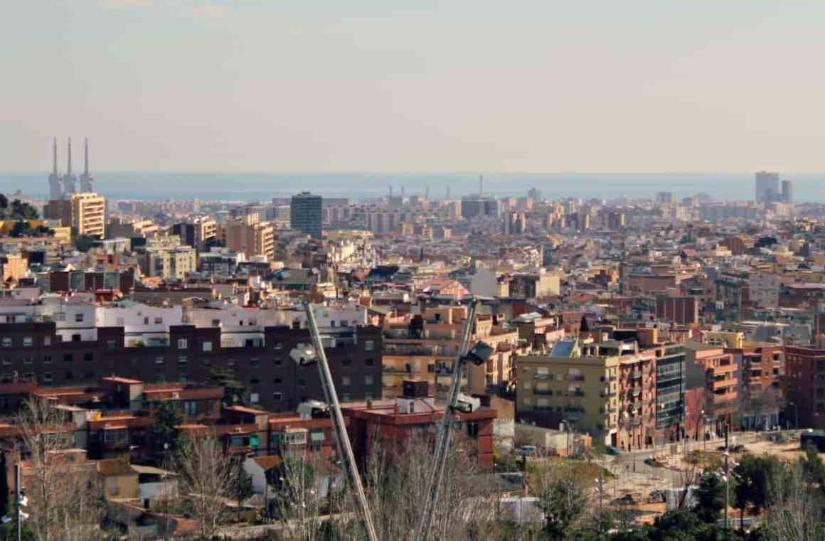 Dzielnice Barcelony