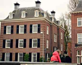Amsterdam z dzieckiem