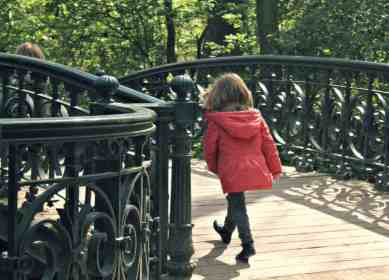 Amsterdam z dziecmi - Vondelpark