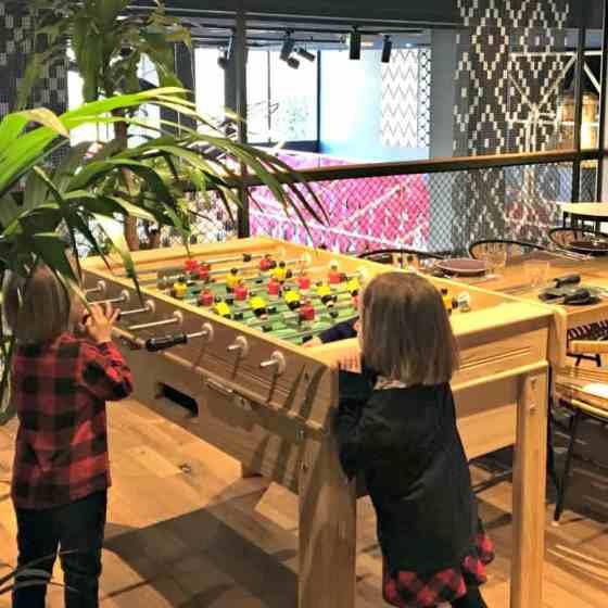 Restauracje w Barcelonie z dzieckiem