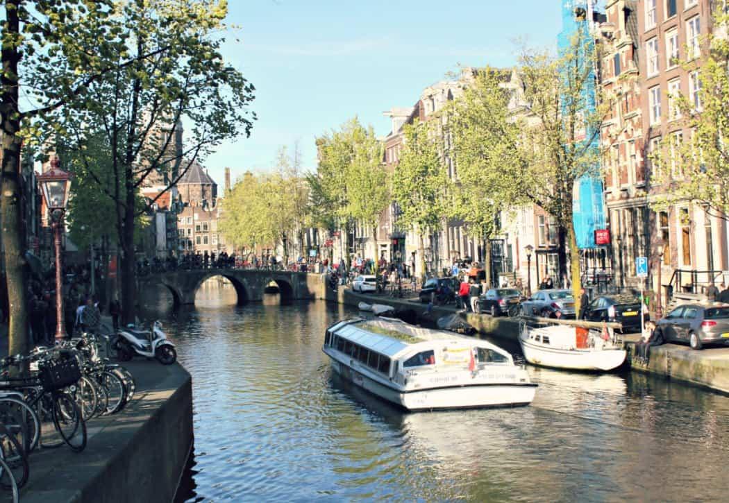 Amsterdam zwiedzanie z dzieckiem