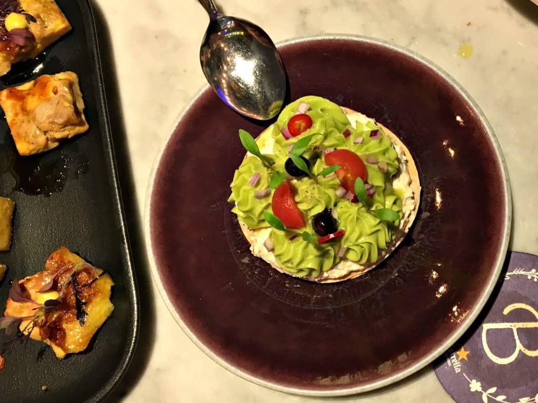 Obiad w Bellavista