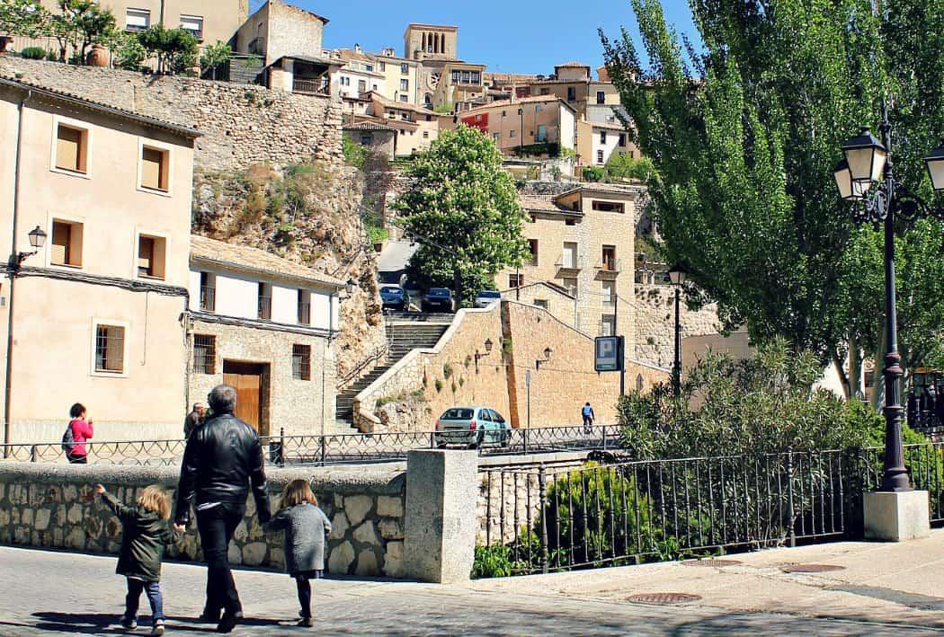 Zwiedzanie Kastylii - Cuenca z dzieckiem