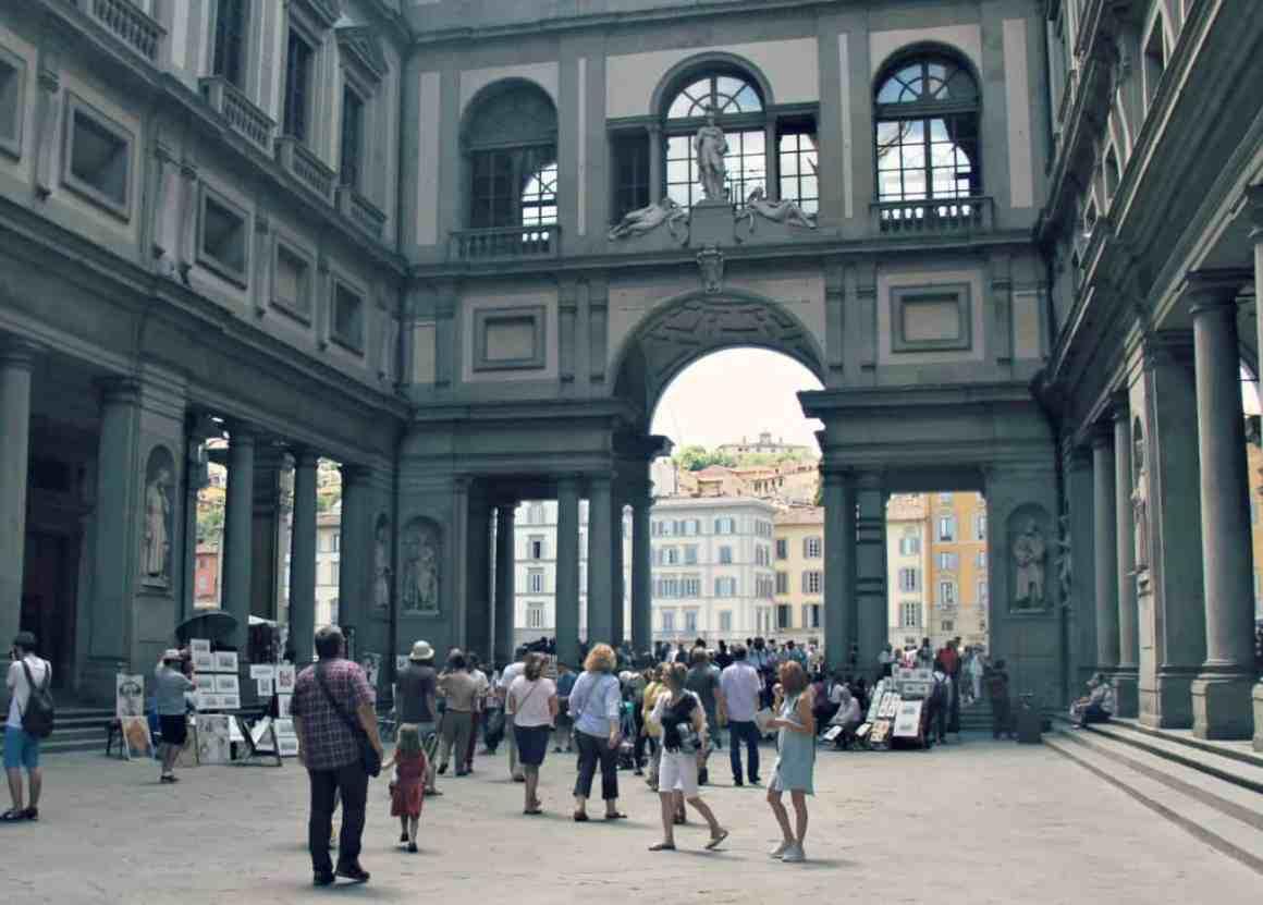 Spacer po Florencji