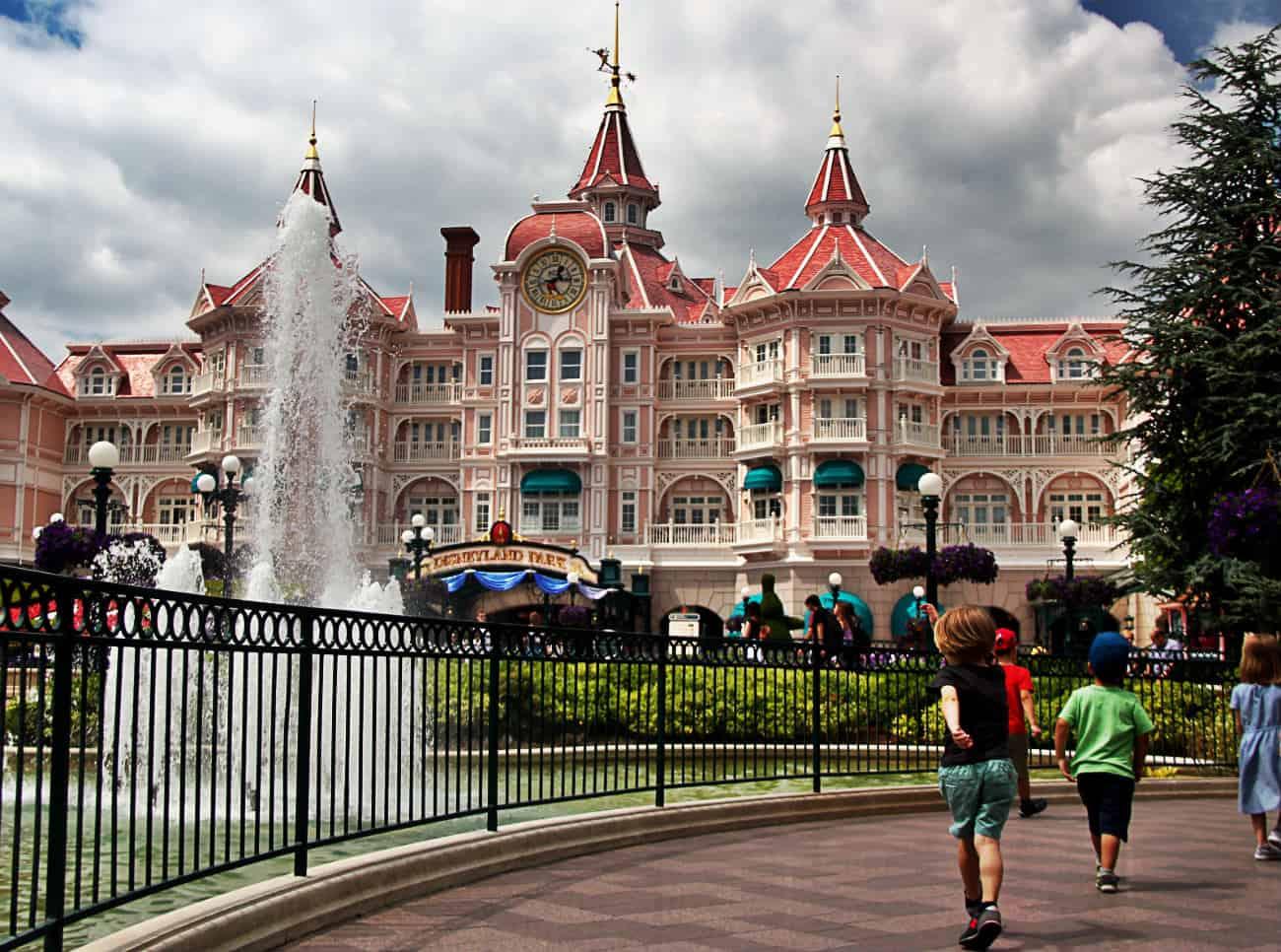 Kilkudniowy wypad do Disneylandu