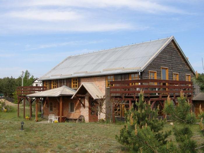 Stare Dworzysko w Borach Tucholskich