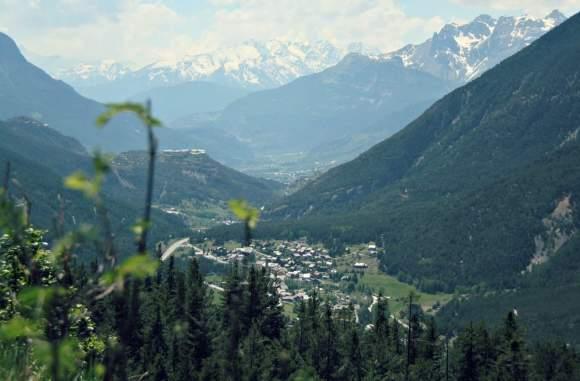 Lato w Alpach