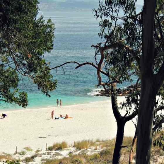 Rajskie plaze w Hiszpanii