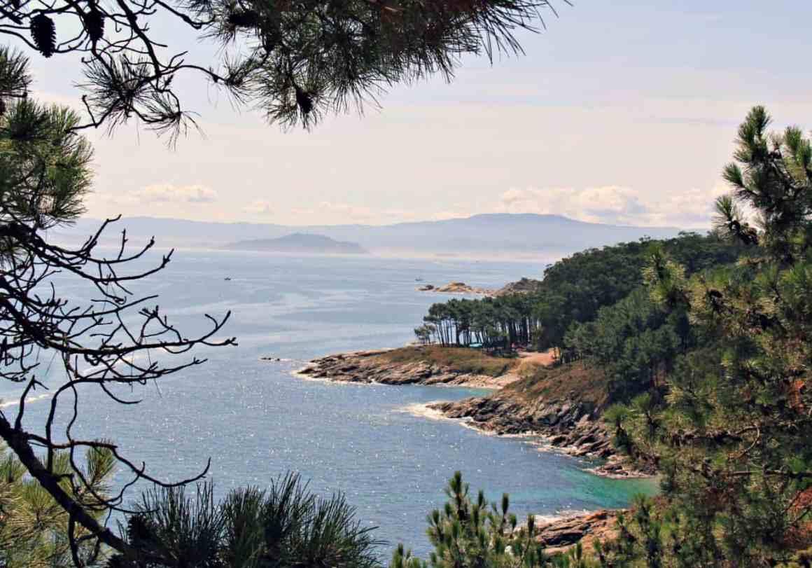 Galicja co zobaczyć - Wyspy Cies
