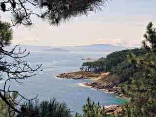 Wyspy Cies w Galicji